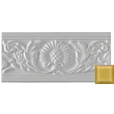 Thistle Moulding Avocado Green 152x76x9mm
