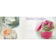 Decorado Cuina 20x50 Butter Cookies