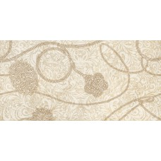 CREMA ALLURE-1 Decor Marfil 25х50