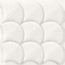 SCALE SHELL WHITE 30.7x30.7