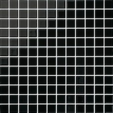 TERE14 Teres Mosaics Glass Black 30x30