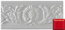 Thistle Moulding Red 152x76x9mm