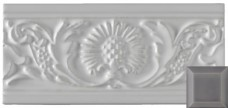 Thistle Moulding Victorian Grey 152x76x9mm