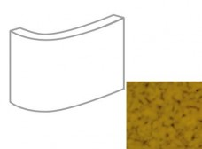 MUSTARD Curved Corner Tile 110x65x55x15mm