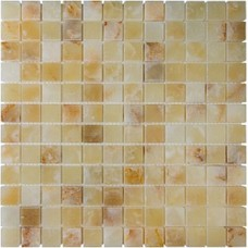 LIGHT HONEY ONYX 2.3x2.3 30.5x30.5