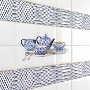 Teapot Collection Amadis Fine Tiles