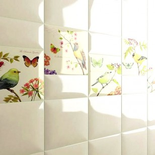 Botanic Garden Collection Amadis Fine Tiles